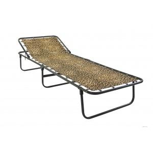 Кровать раскладная с подголовником, усиленная, без матраса